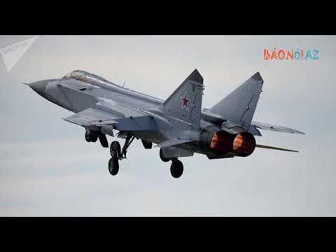 Báo Doanh Nghiệp: Soi buồng lái tiêm kích đánh chặn nhanh nhất hành tinh MiG-31