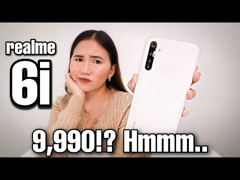 realme 6i FULL REVIEW