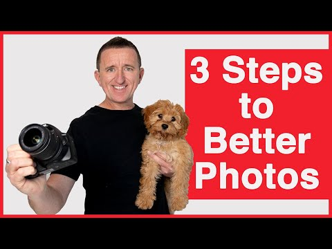3 Steps to Better Photography - A beginners guide thumbnail