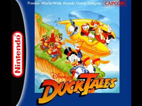 DuckTales Music (NES) - Boss Theme
