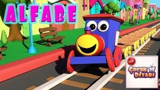 Sevimli Tren Hodo ile Alfabe Öğreniyoruz - | Okul Öncesi | ABC ŞARKISI |