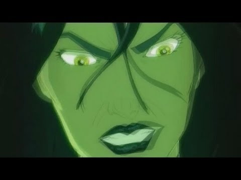 SHE-HULK's Transformation [HD] - YouTube