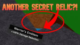 Another Secret Relic?! A Hero&#39s Destiny (Warrior&#39s Emblem)