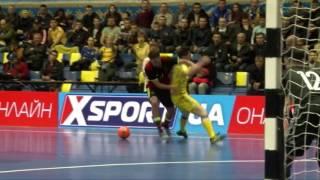 Футзал. Евро-2018 квалификация. Украина - Бельгия. Обзор