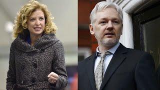 WikiLeaks' Julian Assange on Releasing DNC Emails That Ousted Debbie Wasserman Schultz