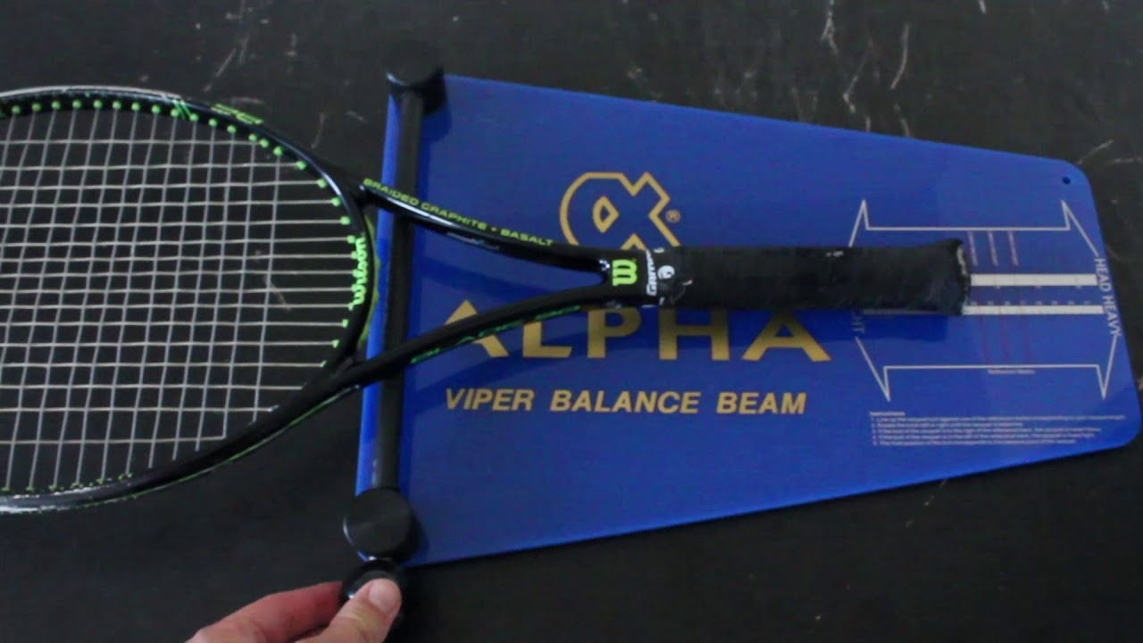Product Review Of The Alpha Viper Balance Beam Youtube