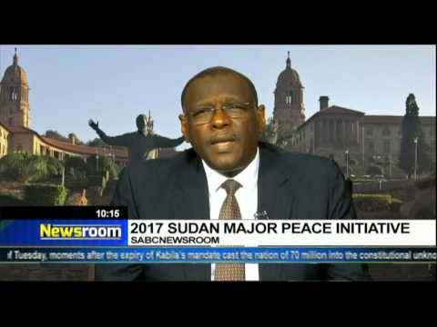 2017 Sudan major peace initiative: Omer Siddig