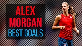 Alex Morgan ● Best Goals In Career ● 1080p HD