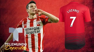 El duro reto que tendría Hirving Lozano en el Manchester United | Telemundo Deportes