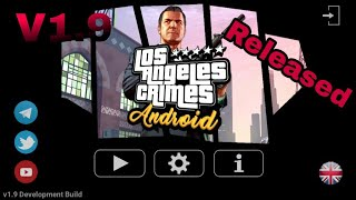 Los Angeles crime V1.9 (game is released) by Gaming city