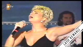 Sibel Can Sen Miydin  Türk Sanat Müziği Halk 1996 atv Nostalji eski Konser Kaset7 Video