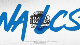( Rebroadcast) NA LCS Summer (2018) | Week 8 Day 2