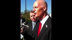 Gov. Scott announces new jobs in Clay County