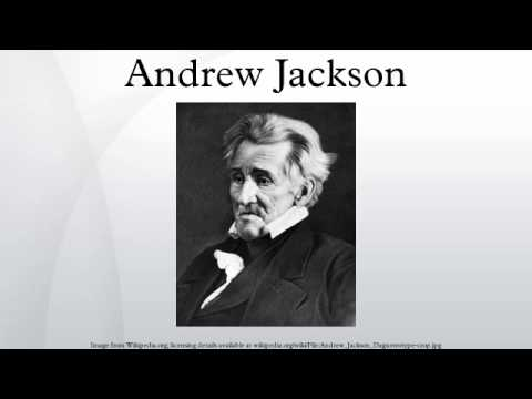 andrew jackson 3 Donald trump is not the first controversial, charismatic candidate to ride a wave of popular anger to the white house don't forget the turbulent life and times of 7th president, andrew jackson.