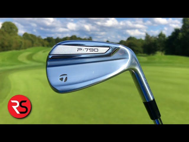 NEW TAYLORMADE P790 (2019) IRONS REVIEW