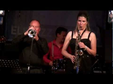 Susanne Alt + Band ft. Gary Winters: HOW TO KISS @ Elbjazz Festival