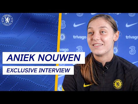 Exclusive Interview: Aniek Nouwen on TikTok Dancing, Emma Hayes & Winning Trophies!