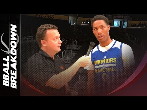 Warriors Guard Patrick McCaw On Defense And Shooting