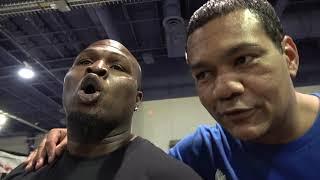 james toney reaction to mayweather vs pacquiao 2 EsNews Boxing