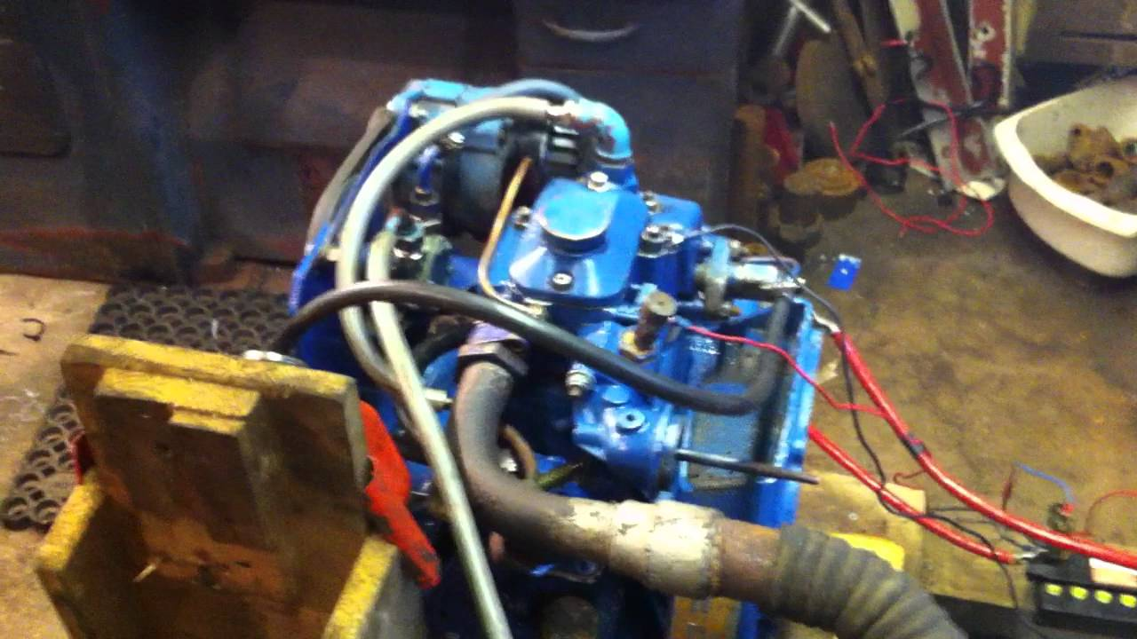 Diesel Engine For Sale >> PETTER AC1W No2 - YouTube