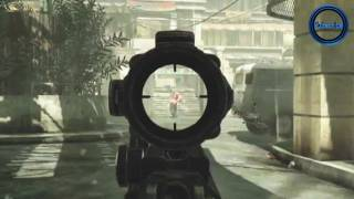 Call of Duty: Modern Warfare 3 GAMEPLAY Multiplayer Trailer! (COD MW3 Official Reveal)