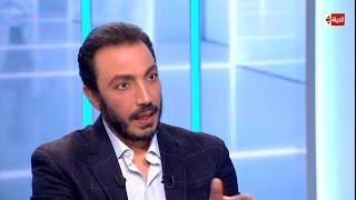"""فحص شامل - الفنان طارق لطفي """" أحمد السقا مجنون """""""