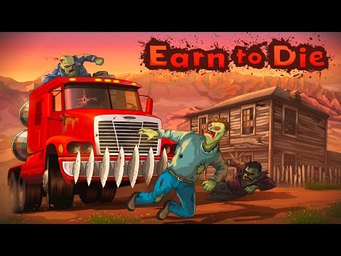 Earn to Die! Машины против Зомби!