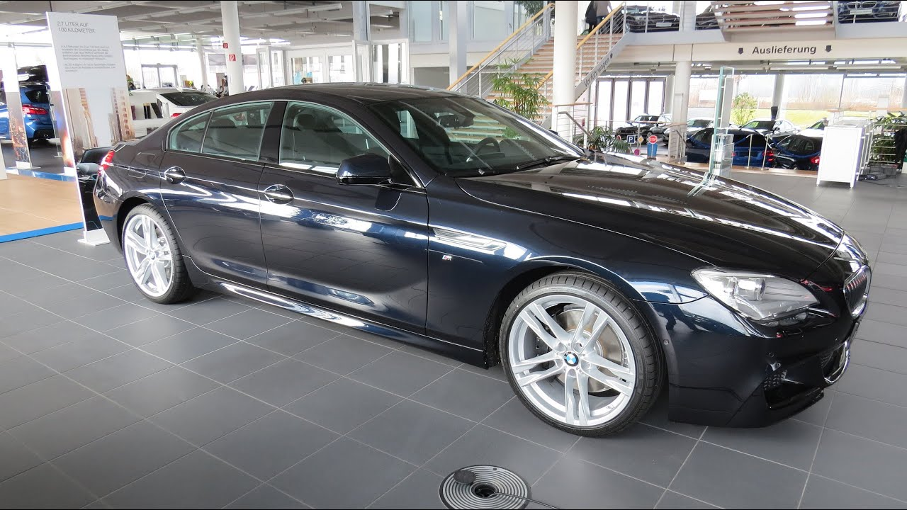 2015 Bmw 640d XDrive Gran Coupe