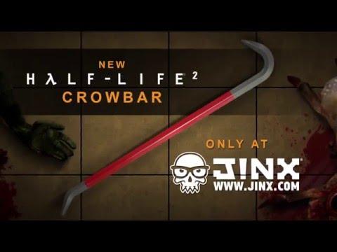 Half-Life 2 Crowbar Adventures at J!NX