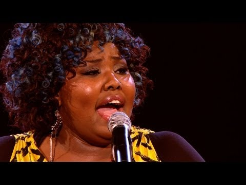 Ruth Brown: 'Get Here' - The Voice UK - Live Shows 1 - BBC One