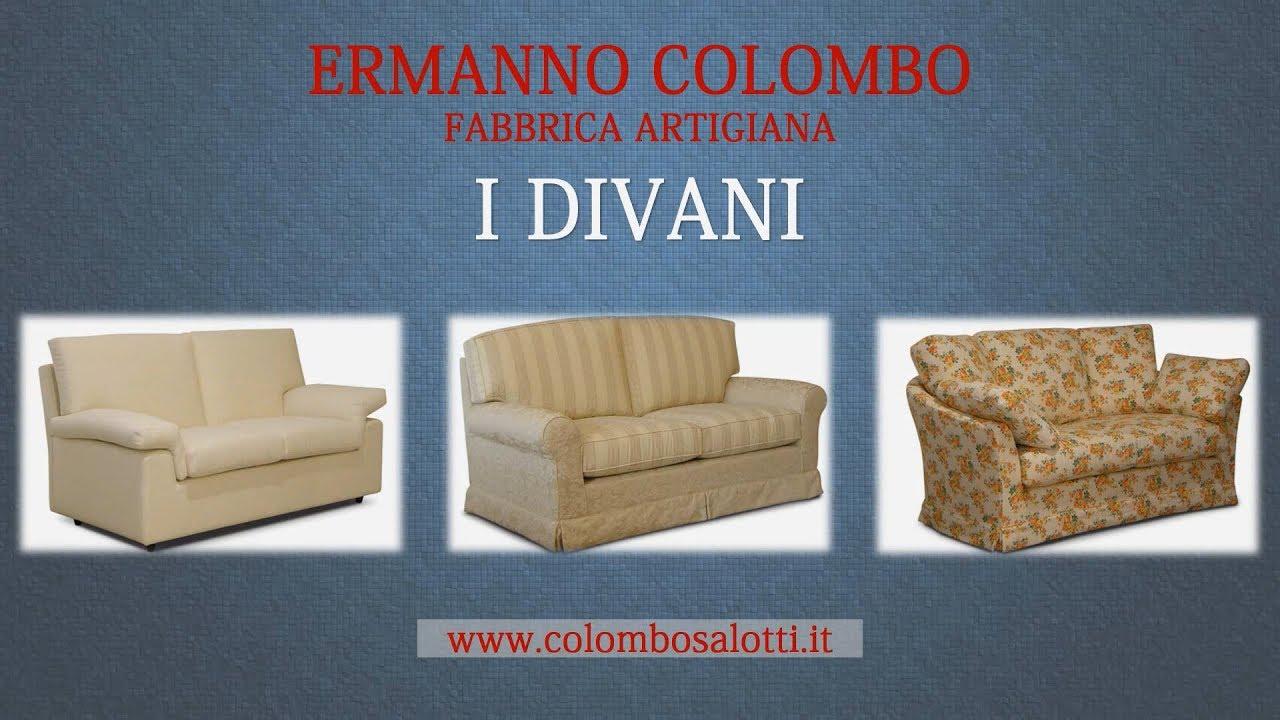 Colombo Divani A Meda i divani artigianali | colombo salotti