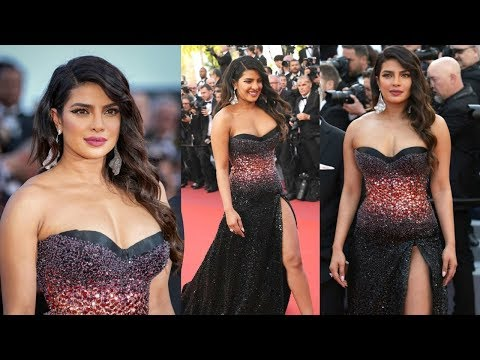 Priyanka Chopra Looks Stunning In Shimmery Gown At Cannes 2019 Red Carpet Mp3