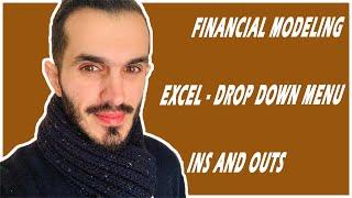 Financial Modeling - Drop-down…
