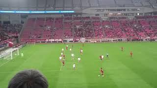 ACL グループステージ第6節 鹿島アントラーズ 2-1 山東魯能 Kashima Ant...
