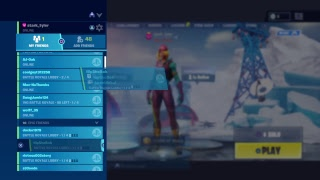 GIFTING SKINS AT SUB GOALS // PS4 FORTNITE LIVE