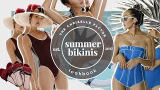 My Bikini Collection Lookbook 👙  Chriselle Lim thumbnail
