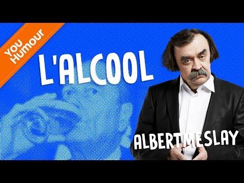 ALBERT MESLAY - L'alcool