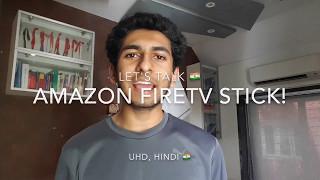 Amazon FireTV Stick Update HINDI! Netflix! YouTube! Movies For Free! PopcornTime! vs Chromecast
