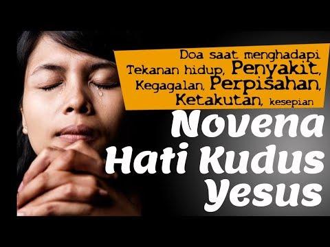 Novena Hati Kudus Yesus, Doa mukjizat saat masalah, penyakit, kesedihan.