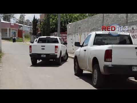 VIDEO Taxista fallece en agresión a balazos en la colonia Mariel