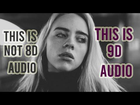 Billie Eilish - Ilomilo [9D AUDIO]