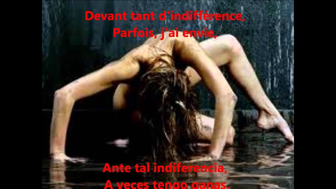 Michel Polnareff. Love me please love me, traducida al español..wmv