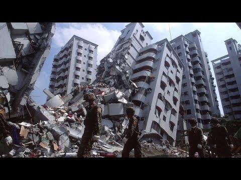 6.4 Strong Quake Hits Taiwan LIVE!