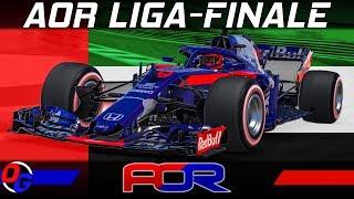 AOR Liga Rennen 19: Finale beim Abu Dhabi GP – F1 2018 Livestream Deutsch | Formel 1 Gameplay German