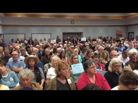 California Coastal Commission hearing draws hundreds to Morro Bay