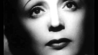 Watch Edith Piaf Je Sais Comment video