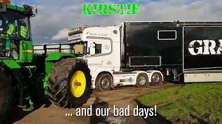GRASSMEN - Good Days & Bad Days in the Lorry