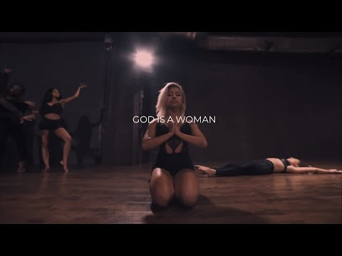 ARIANA GRANDE | God is a woman | Directed and Choreographed by Chris Gayle