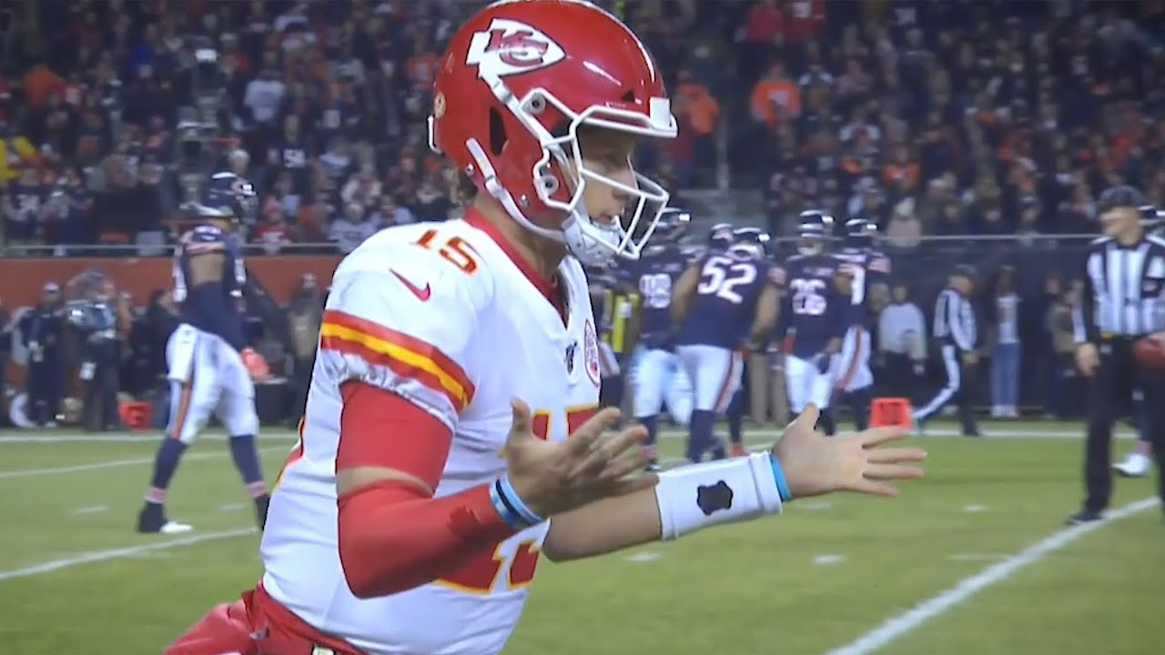 """10 More Years of Patrick """"Showtime"""" Mahomes"""