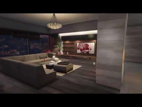 GTA 5 Online - Eclipse Tower Penthouse Suite 2 (Sharp)